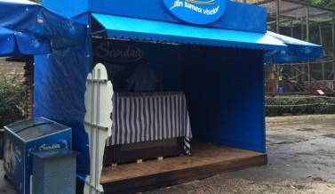 lightbox + tent